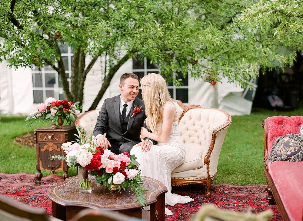 Bonphotage Fine Art Film Door County Wedding Photography