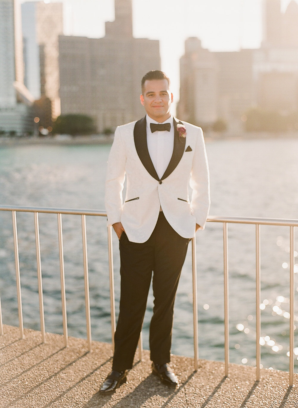 Chicago Loew's Hotel Wedding Photography