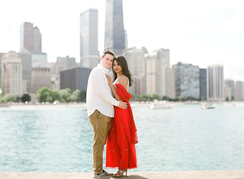 Bonphotage Fine Art Film Engagement Photography