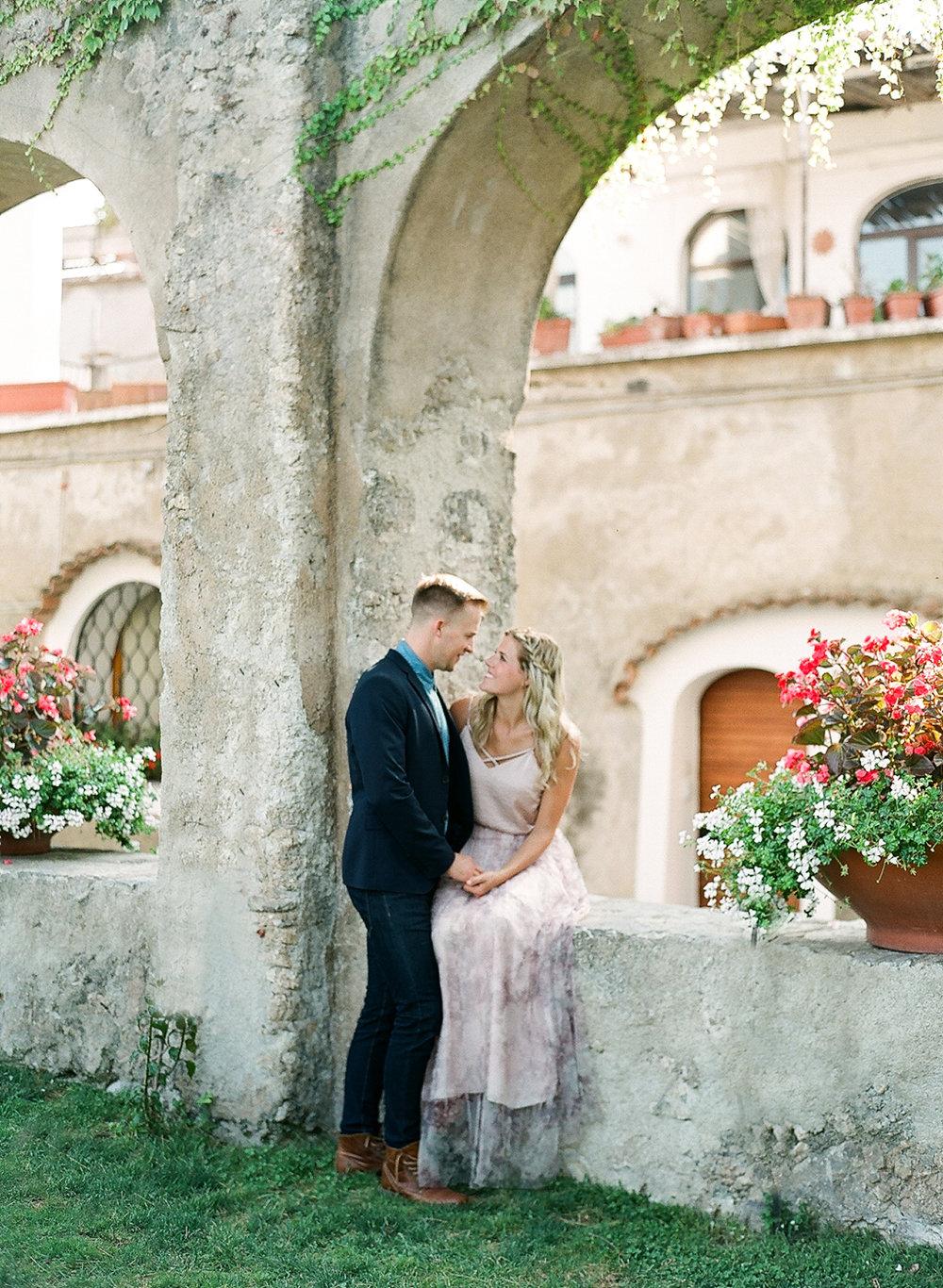 Amalfi Italy Fine Art Wedding Photography