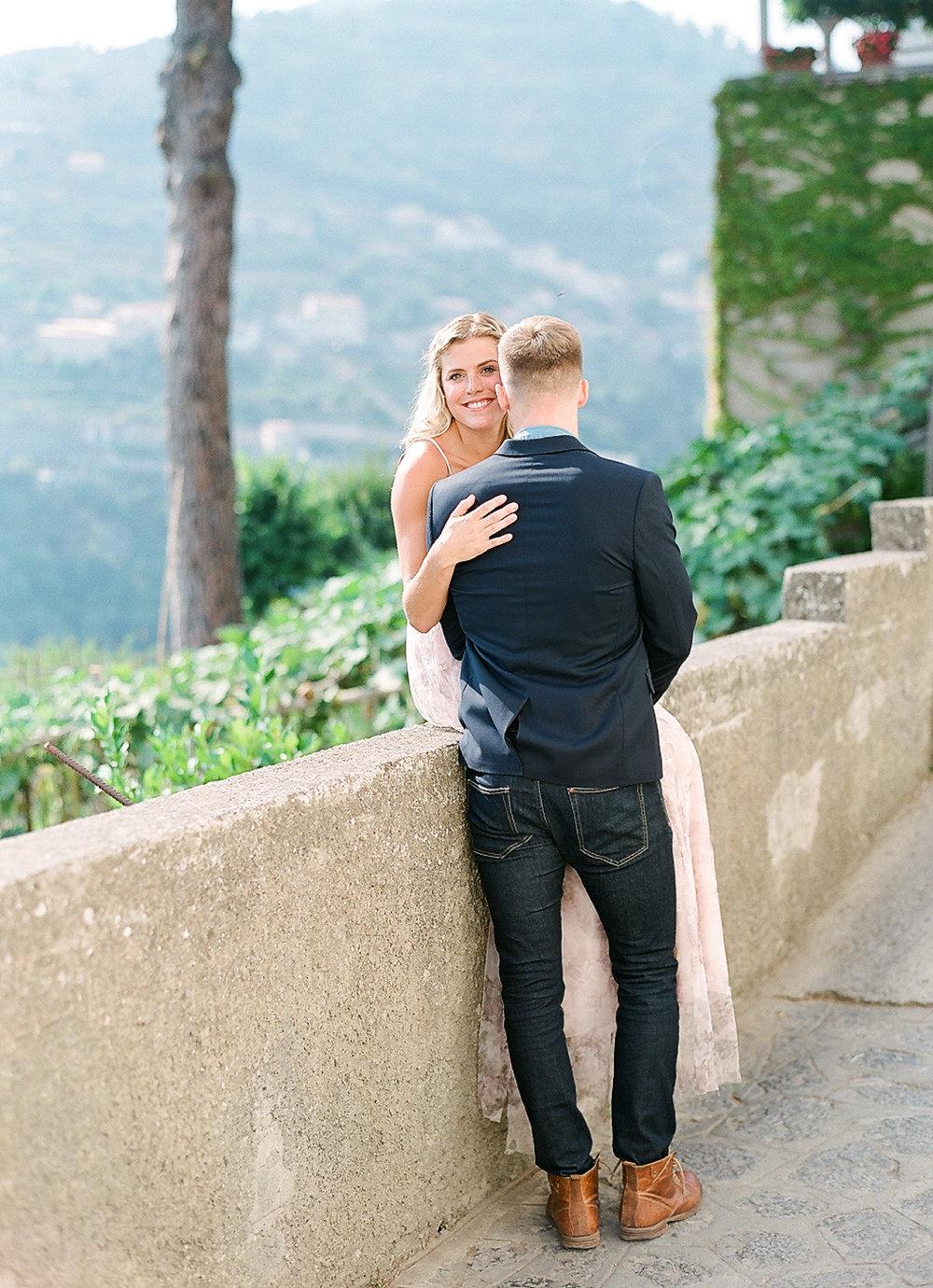 Bonphotage Ravello Italy Fine Art Wedding Photography - Villa Cimbrone