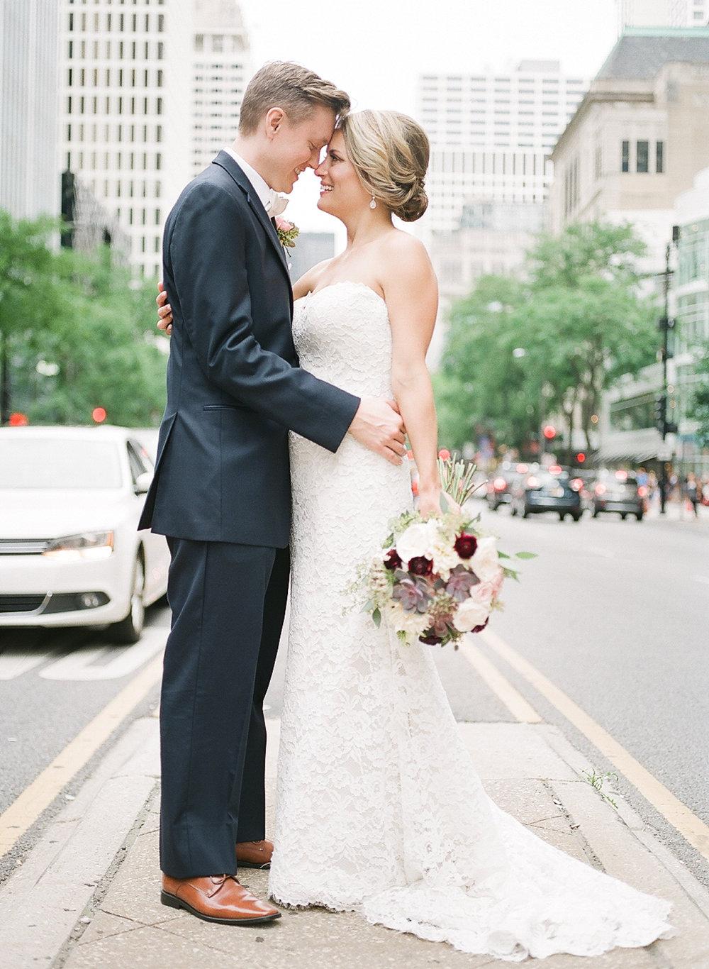 Bonphotage Fine Art Chicago Wedding Photography - Warwick Allerton