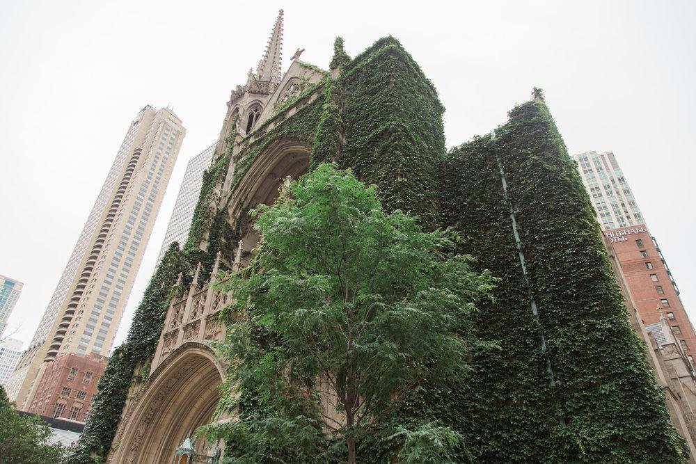 Bonphotage Chicago Fine Art Wedding Photography - Fourth Presbyterian Chicago Church