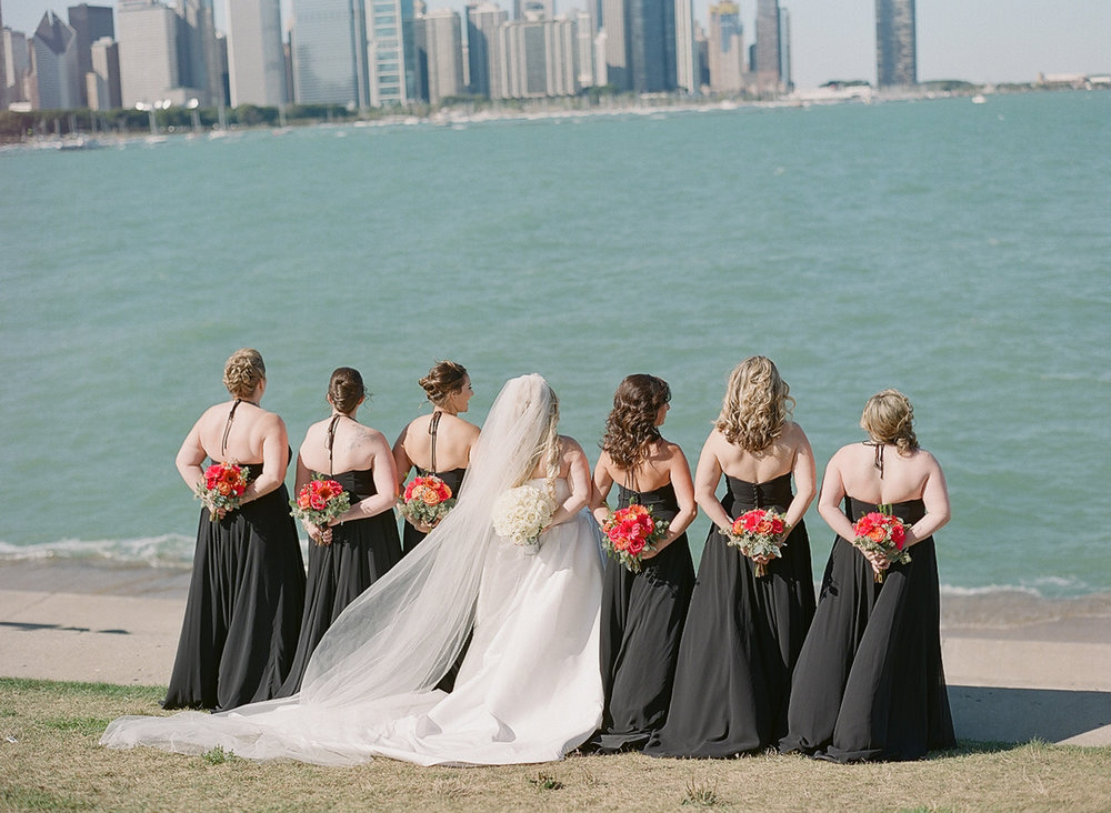 Bonphotage Chicago Fine Art Wedding Photography