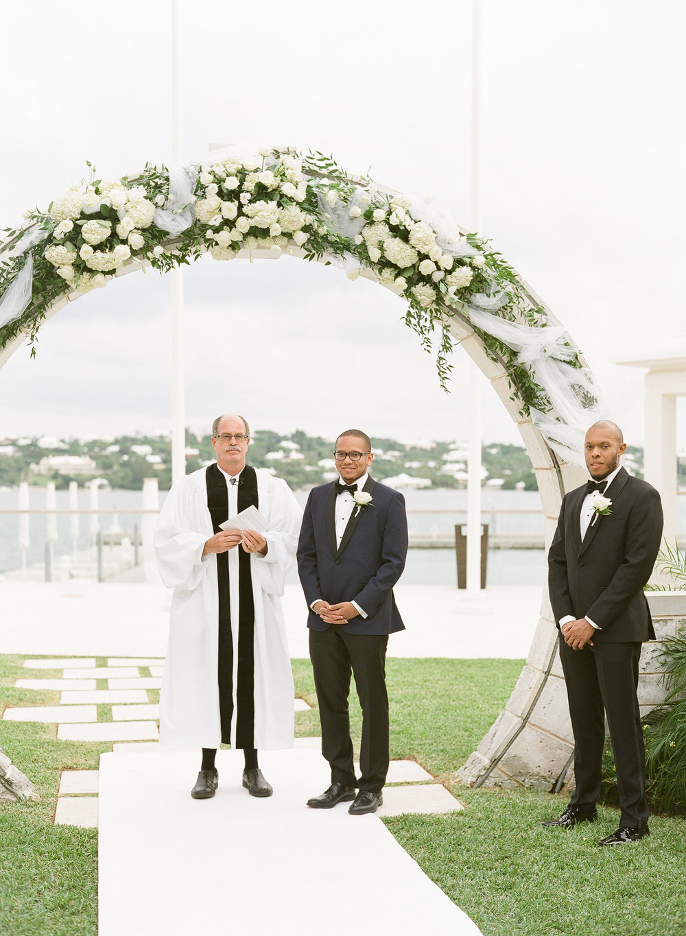 Bonphotage Destination Fine Art Wedding Photography - Hamilton Princess Bermuda
