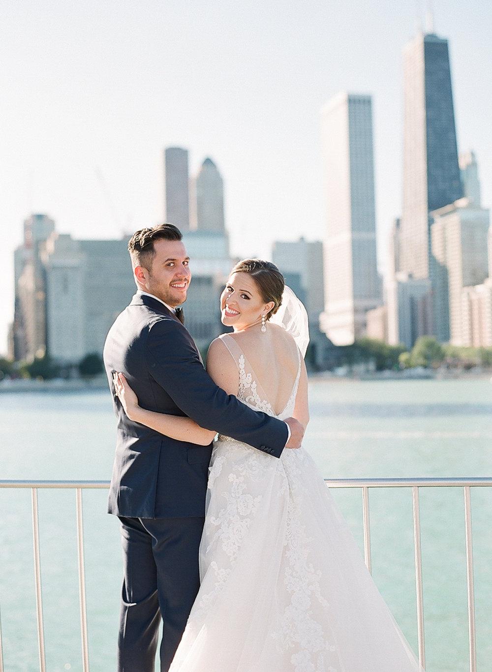 Bonphotage Chicago Fine Art Wedding Photography - Morgan's on Fulton