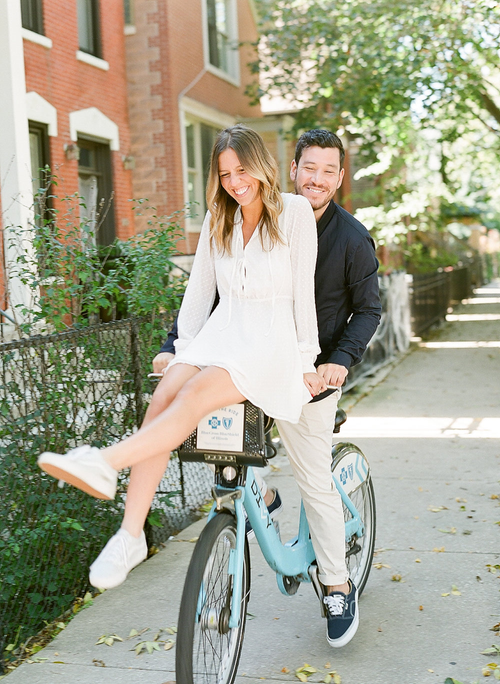 Bonphotage Fine Art Engagement Photography - Wicker Park Chicago