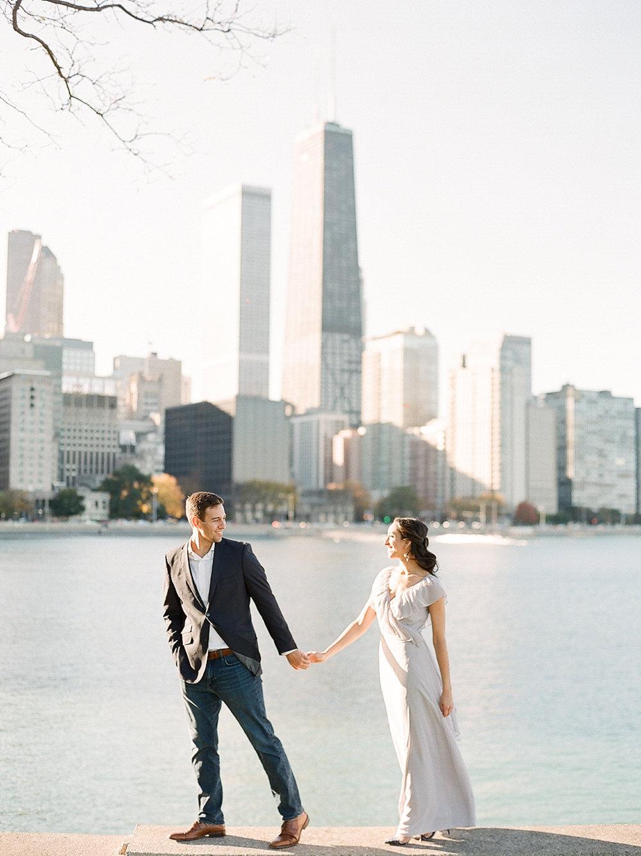 Bonphotage Chicago Fine Art Engagement Photography