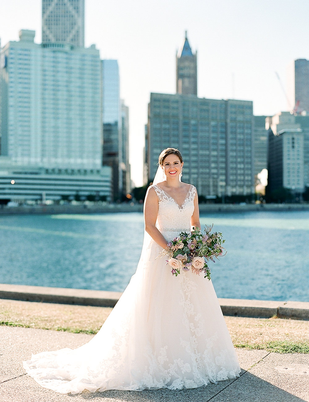 Bonphotage Chicago Fine Art Wedding Photography - Morgan's on Fulton