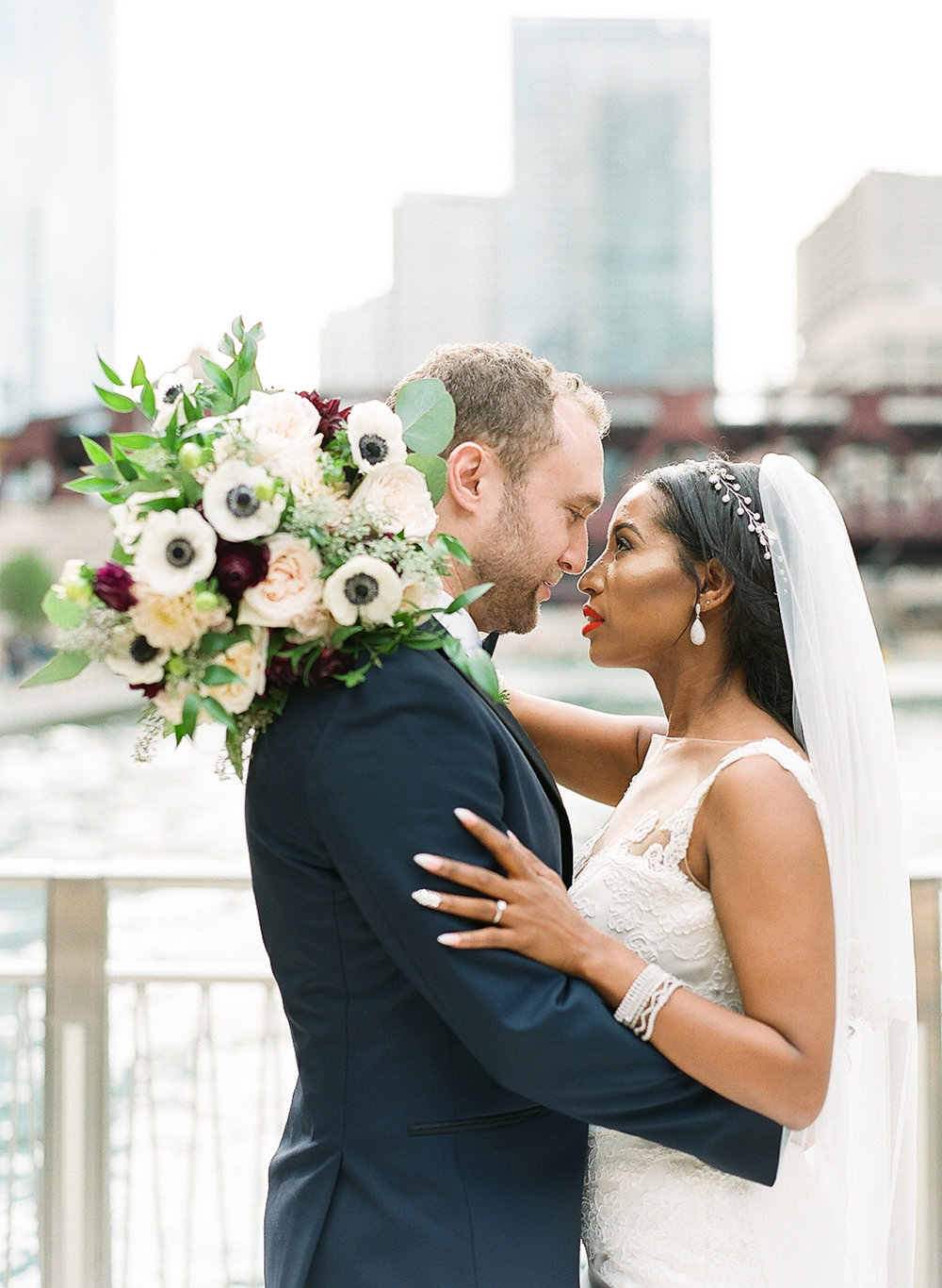 Bonphotage Chicago Fine Art Wedding Photography - Hotel Allegro