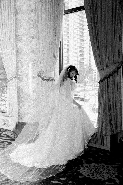 Bonphotage Chicago Fine Art Wedding Photography - Drake Hotel Chicago