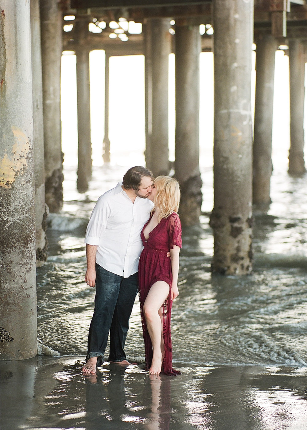 Bonphotage California Fine Art Engagement Photography