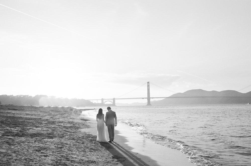 Bonphotage San Francisco Fine Art Wedding Photography