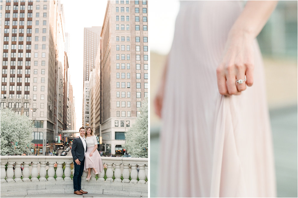 Bonphotage Chicago Fine Art Wedding Photography - Millennium Park