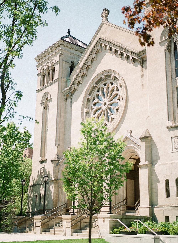 Bonphotage Chicago Fine Art Wedding Photography -St. Clement's Lincoln Park