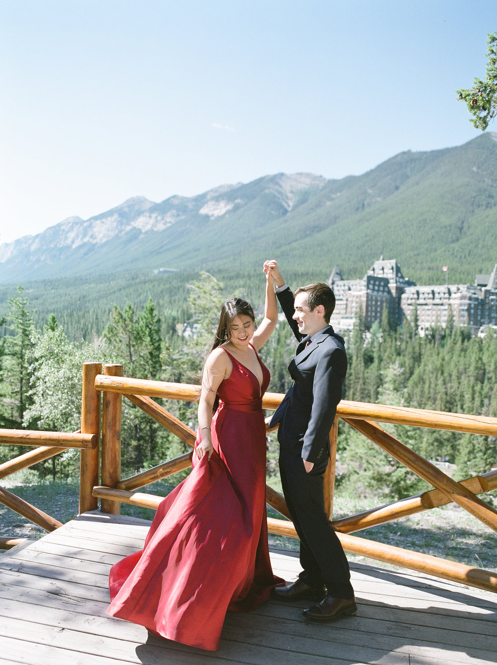 Bonphotage Banff Fine Art Wedding Photography