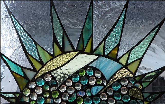 Stained Glass Collection.Winter Sol-3.1-Southern Lights