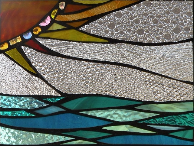 Stained Glass Collection.Winter Sol-3.10-Bella Luce