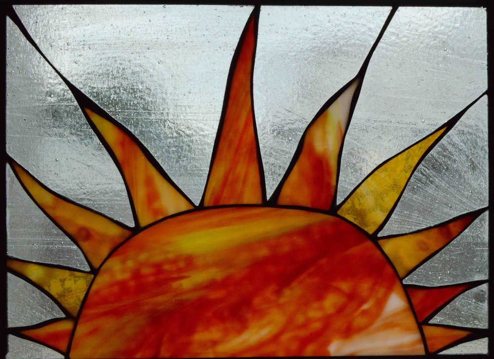 Stained Glass Collection. Origin-4.30 - Bright Morning