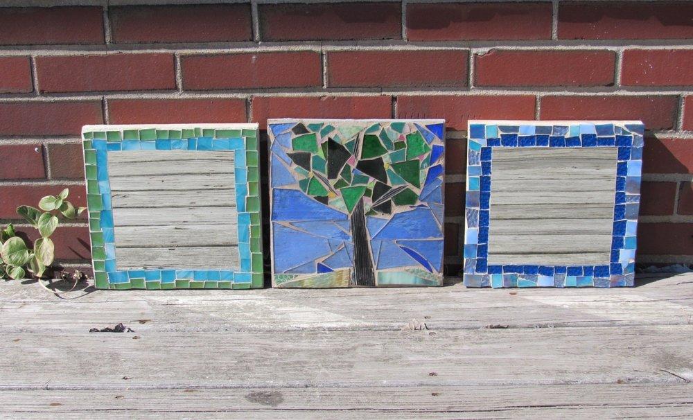 SwellColors Mosaic Mirrors Class.2017