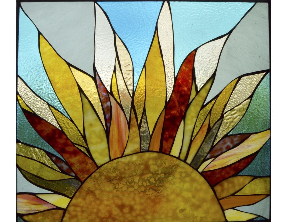Origin Stained Glass Series 2016- 6.20 - Helios copy 2