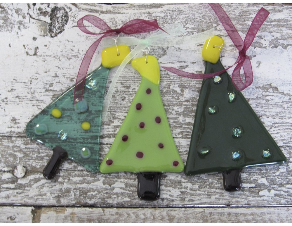 Fused Glass Holiday Ornament Christmas Tree.group1.jpg