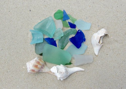 Sea Glass Drilling - Learn to drill sea glass to make your own custom jewelry!