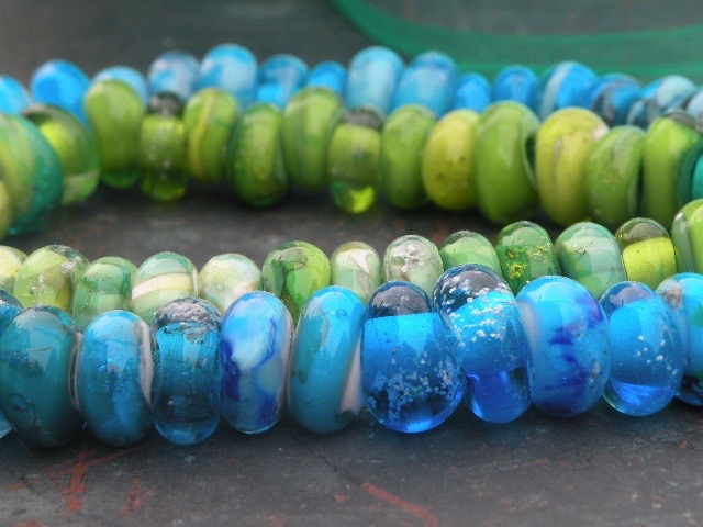 Hot Glass Bead Making - Learn how to make glass beads on a torch!