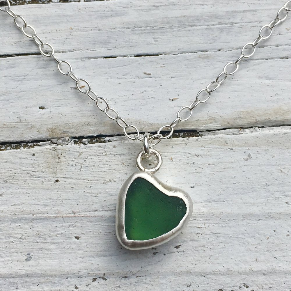 Custom Heart Sea Glass Necklace.jpg
