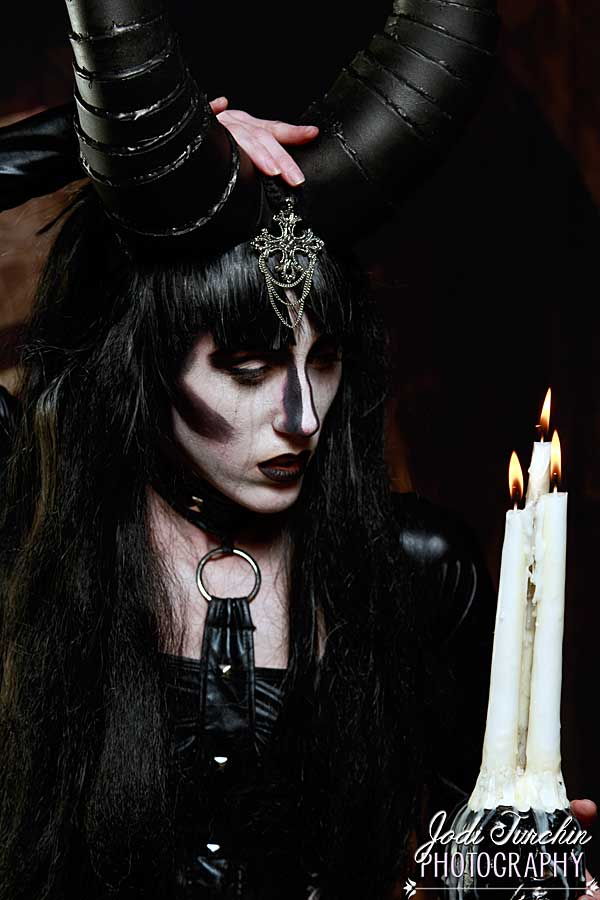 Meditative Maleficent