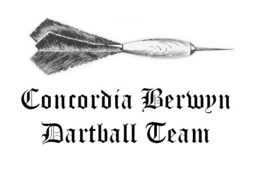 Concordia Berwyn Dartball Team