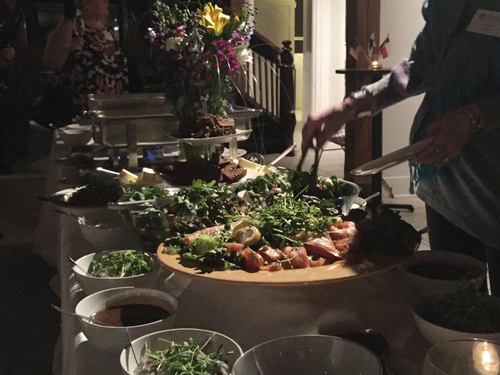 Chef Pedersen's Nordic Buffet