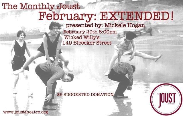 February: EXTENDED!