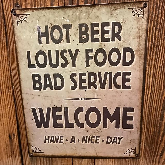 Sign on the back stage door of @pappyandharriets. The first 3 lines are untrue. The last one is! Tonight's show with my good pal @williewatsongs was such a blast! Can't wait to come back. I know it's a cliché but this place is truly magical.