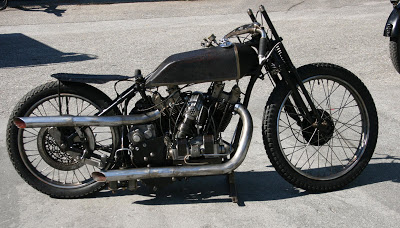 """""""Super Kim"""", a heavily modified 1925 supercharged Zenith. Image courtesy the  Vintagent."""