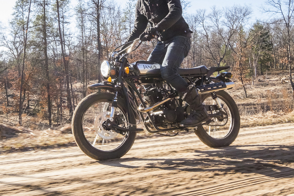 Janus Motorcycles receives EPA certification — Janus Motorcycles