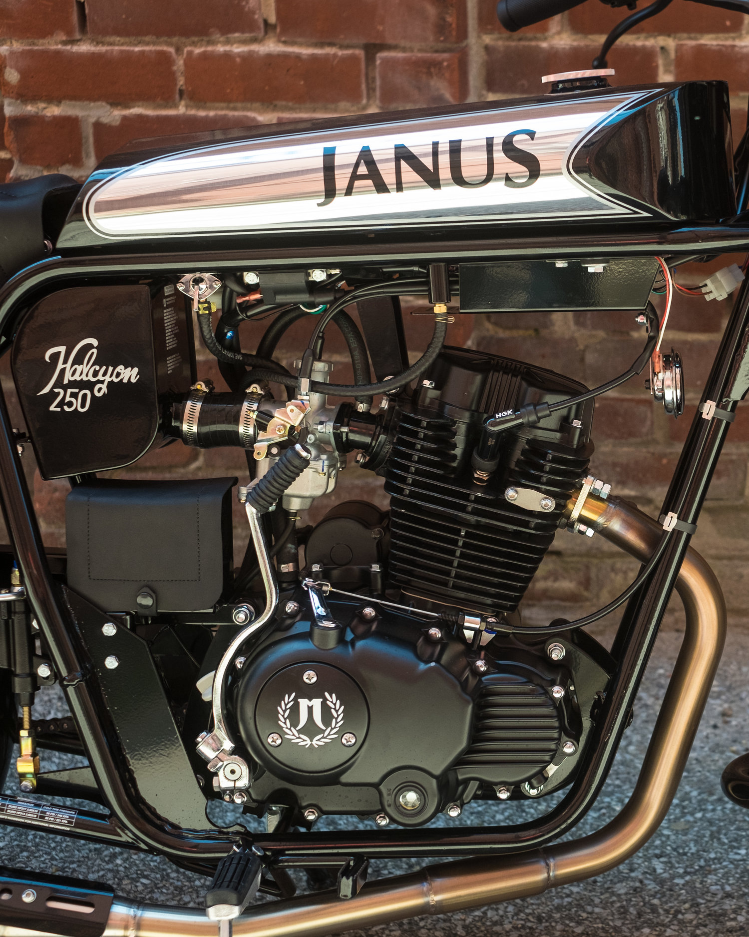 Bulletproof: The Heritage of the Janus 250 Engine — Janus Motorcycles