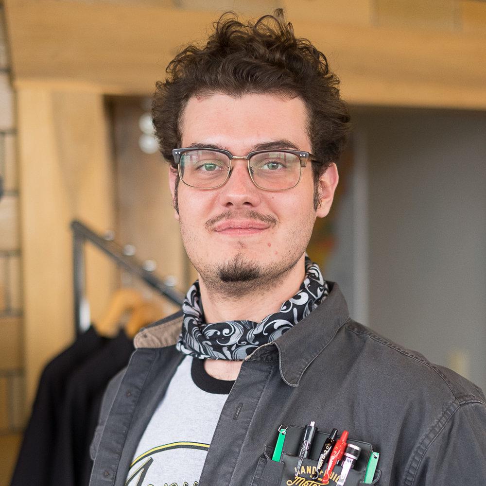 Cameron Gruntman - Lead Test & Certification Technician