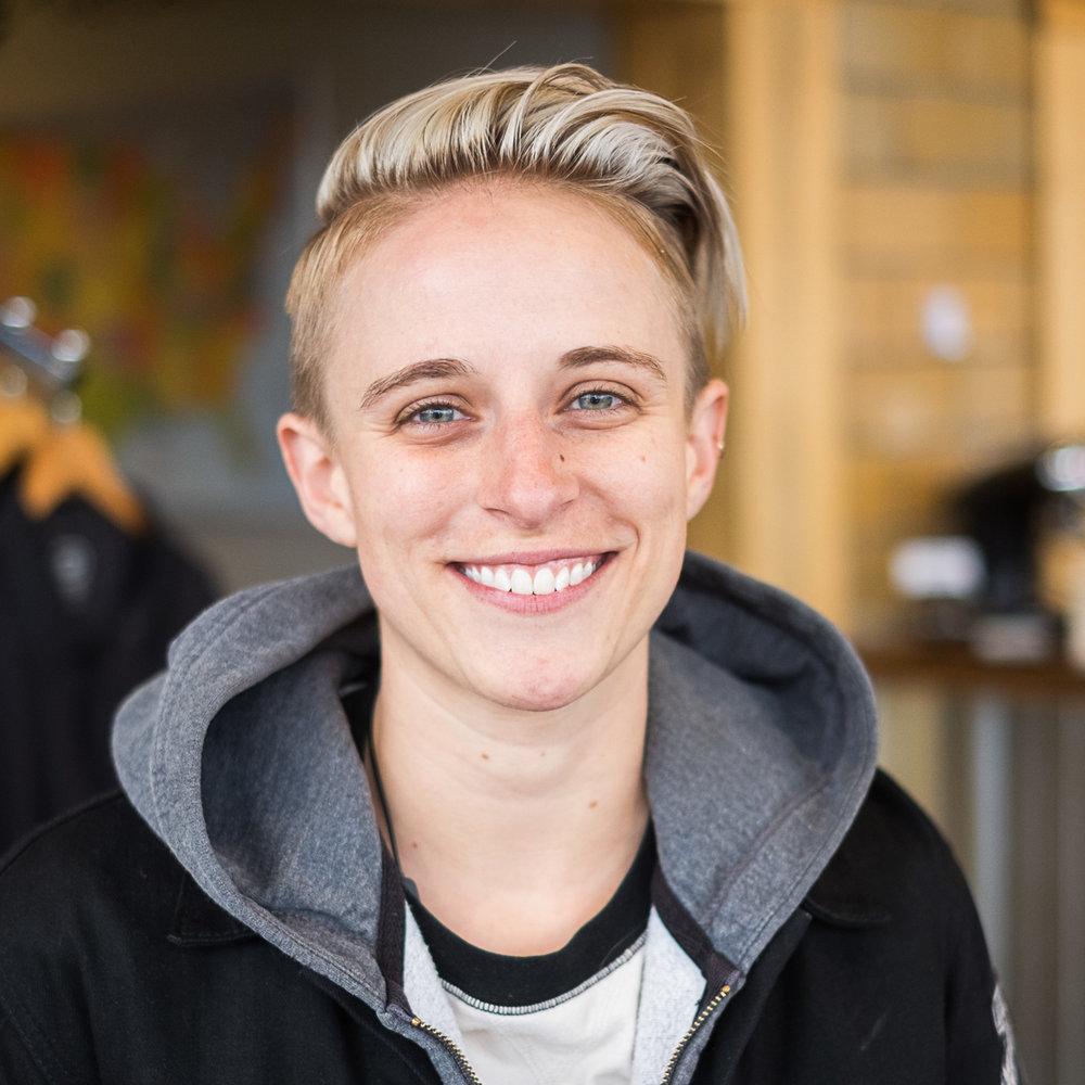 Kelly Borden - Shop floor Manager