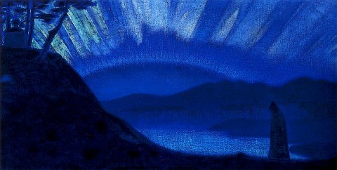 Roerich - Bridge of Glory