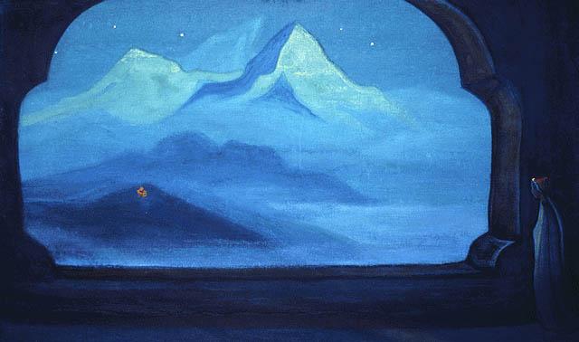 FIRE — Roerich