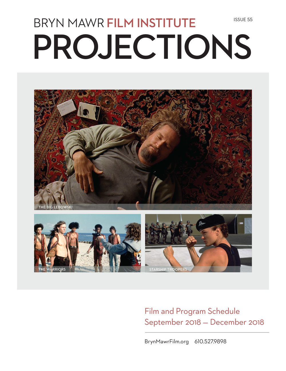 Projections 55