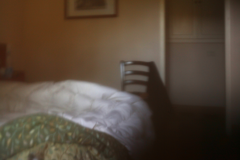 'Lucca', 2011/15, Pinhole photograph, laser-print on 180gsm cartridge paper, 12 x 18 cm