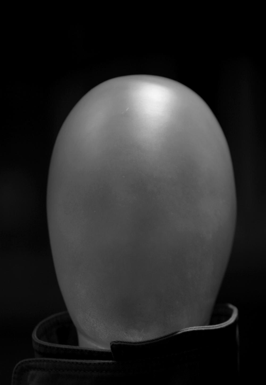 'Head II',  2010,  C-Type Print ,  84 x 59 cm (edition of 3)