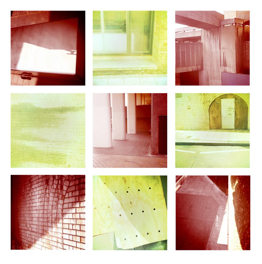 'Block', 2010-2011,  Inkjet print on Fuji  crystal paper, 10 x 10 cm, (edition of 5)