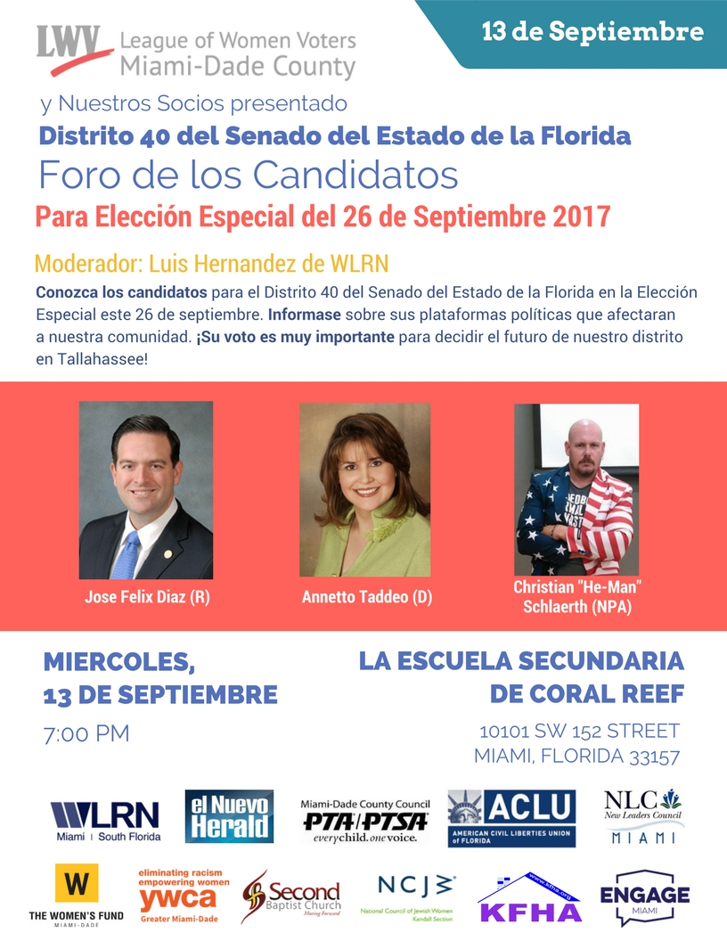 District 40 Forum Flyer - Spanish.jpg