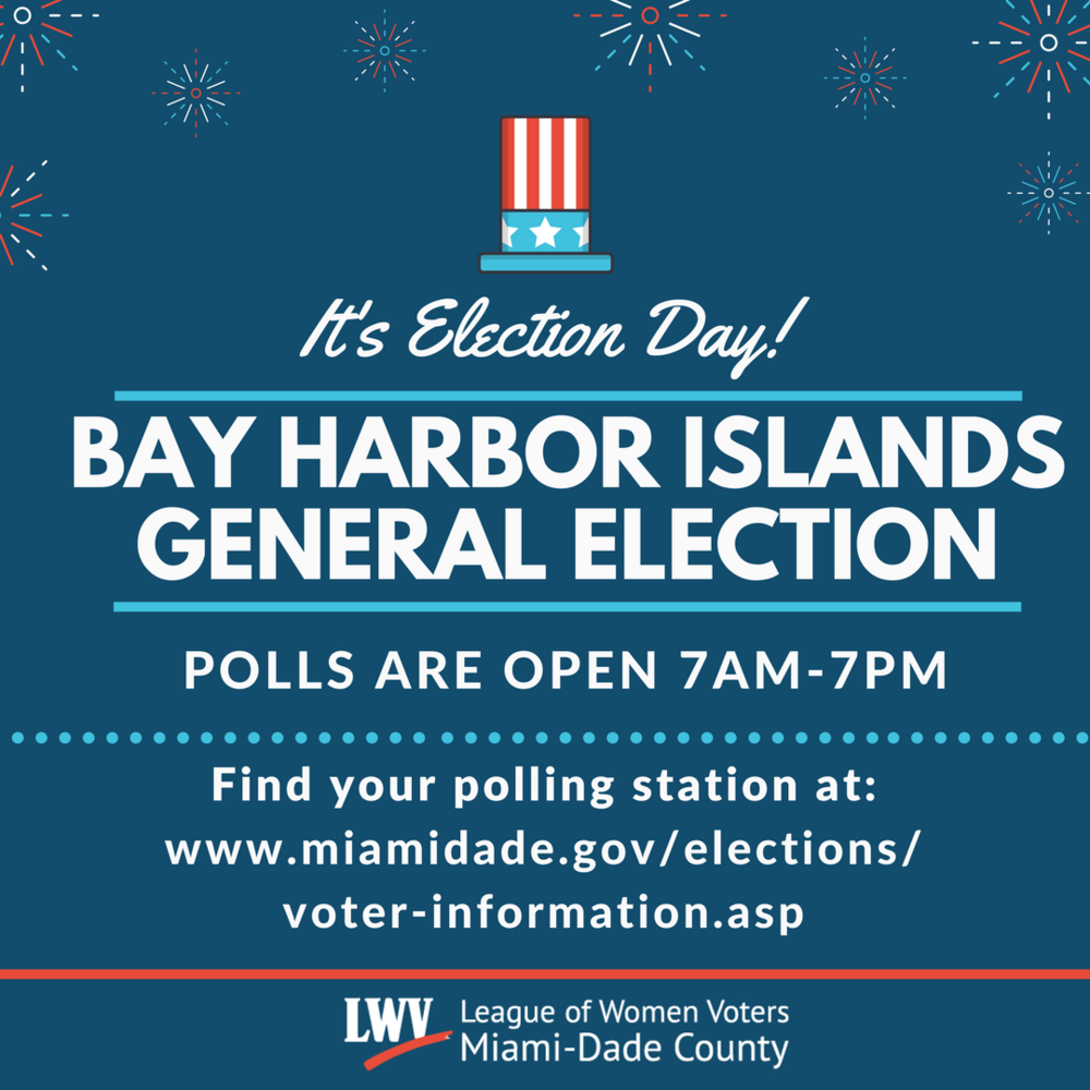 Bay Harbor Islands General Election