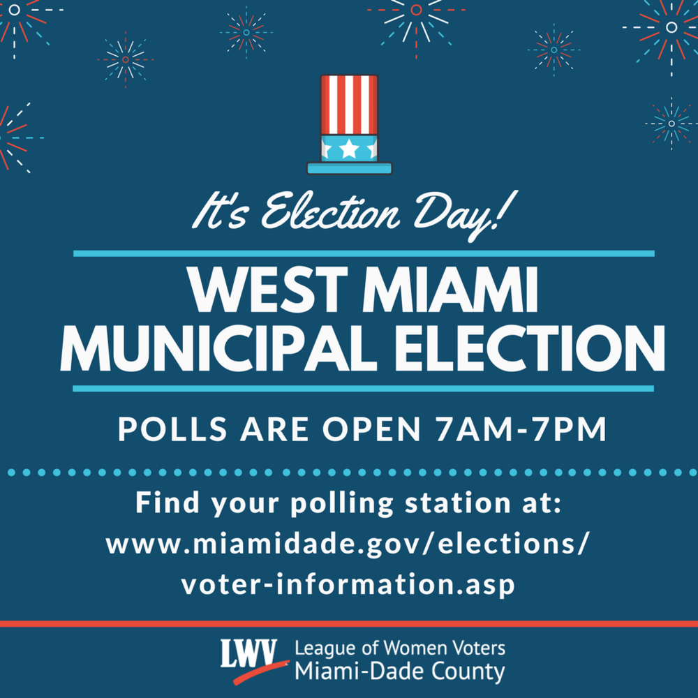 West Miami Municipal Election