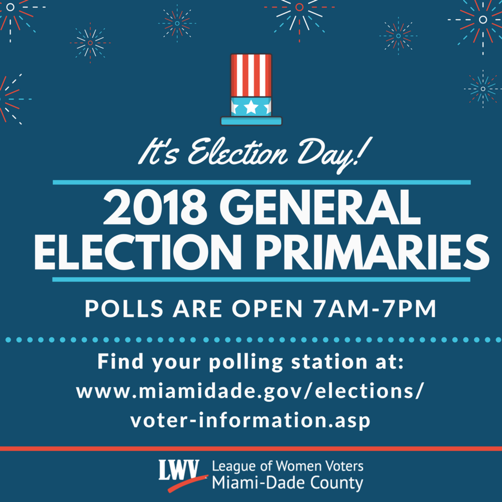 Primary Day 2018