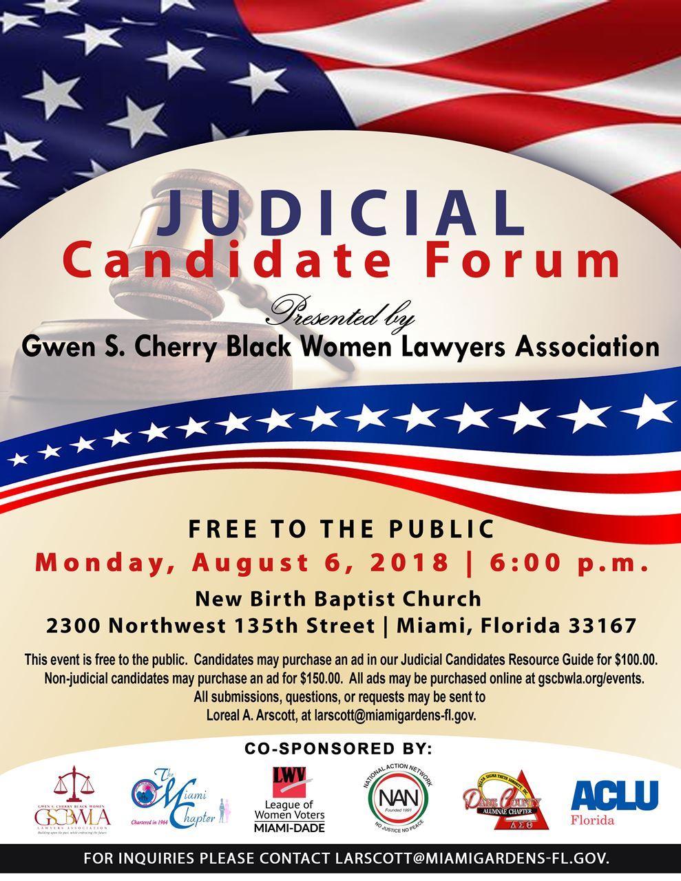Miami_Judicial_Candidates_Forum